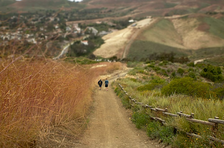 San Clemente Ridgeline Trail