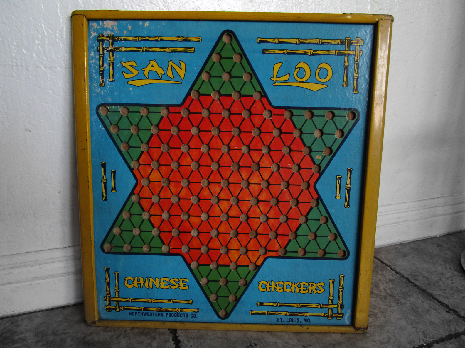 Real Chinese Checkers - $500