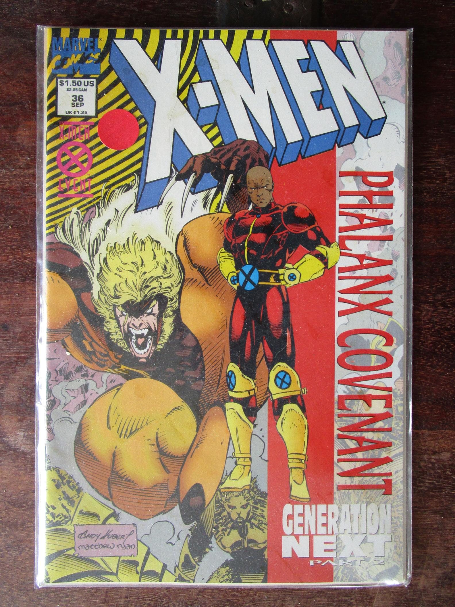 X-Men Comic - $TBD