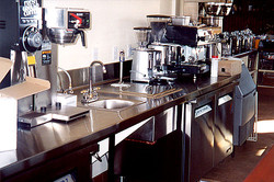 Stainless Counters