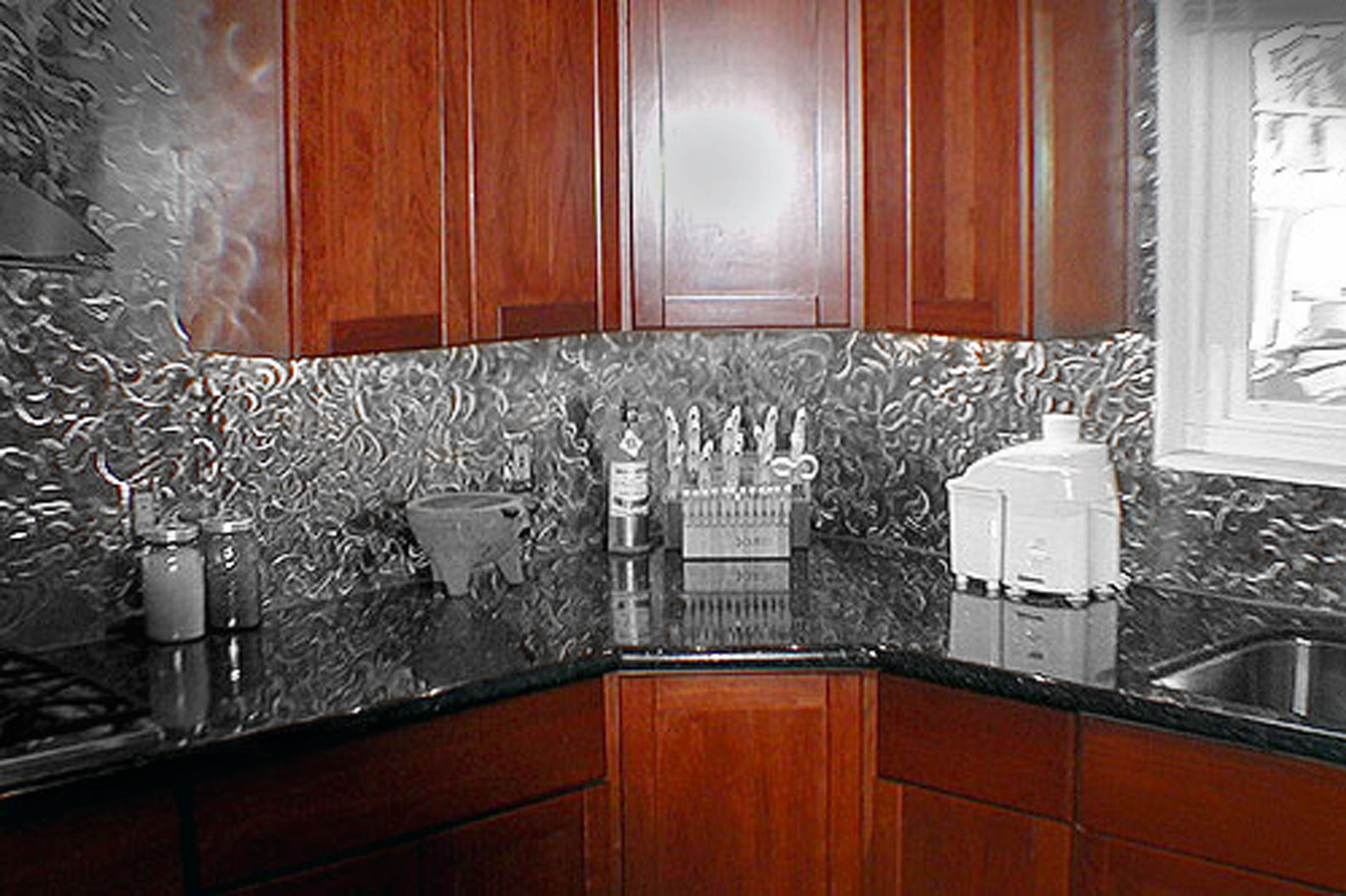 Custom-Fabricated Wall Panels