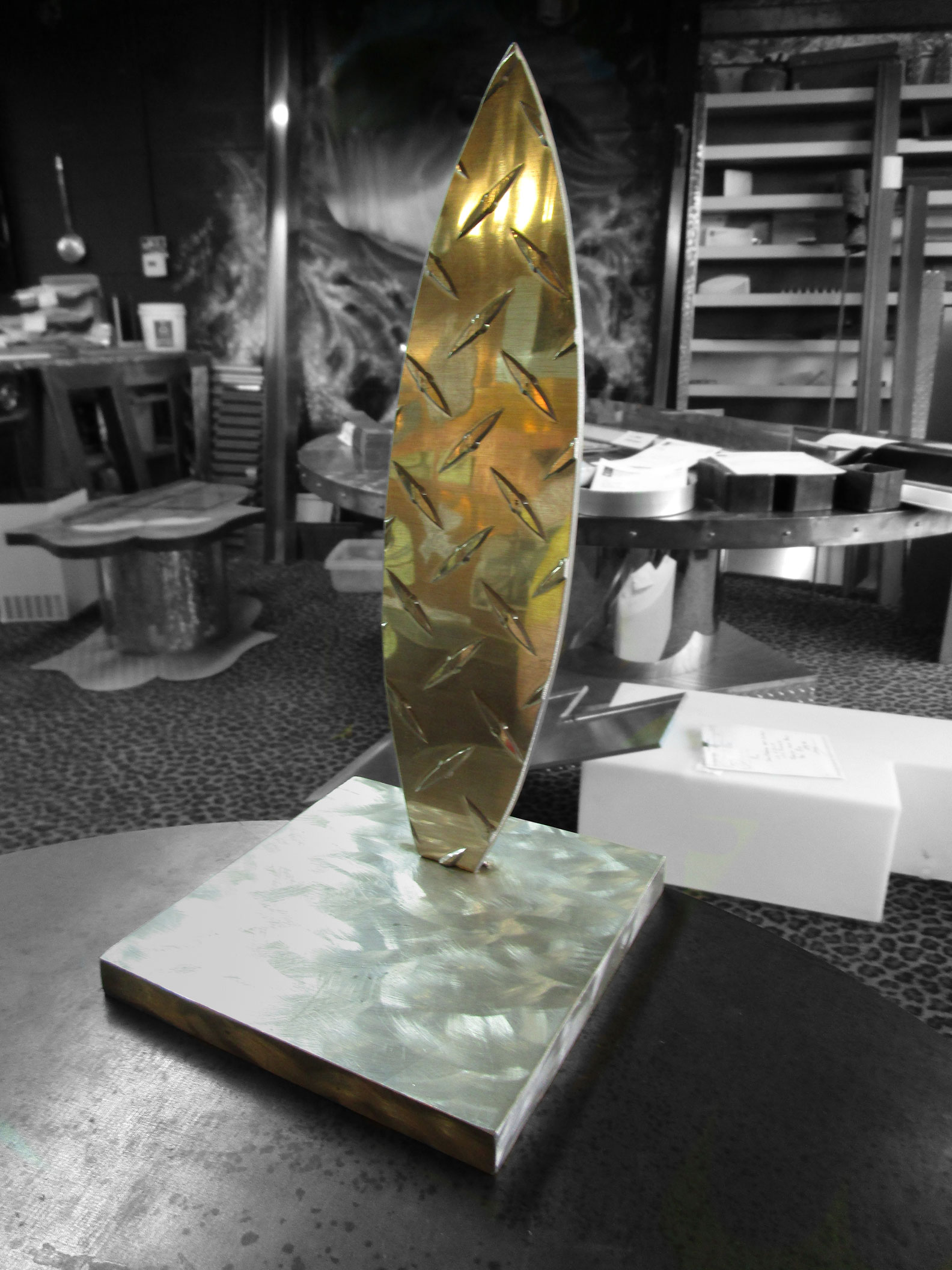 On-of-a-kind Award