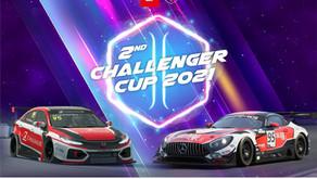 挑戦者カップ第2期レイシングシミュレーターアジア選手権