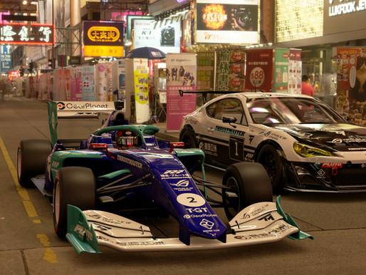 THRUSTMASTER香港電競賽車大賽預選20/8結束!