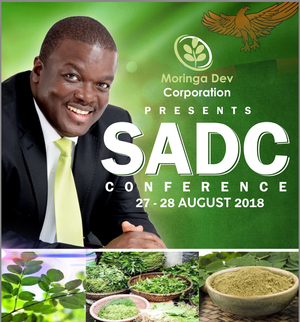 """Strategies of Commercialization of Moringa"" in the SADC Region 2018 Conference"