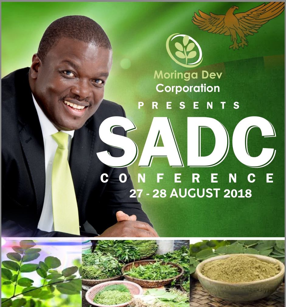 """""""Strategies of Commercialization of Moringa"""" in the SADC Region 2018 Conference"""