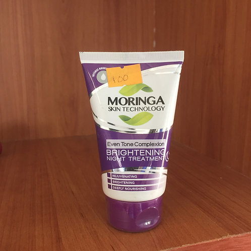 Moringa Brightening Night Treatment