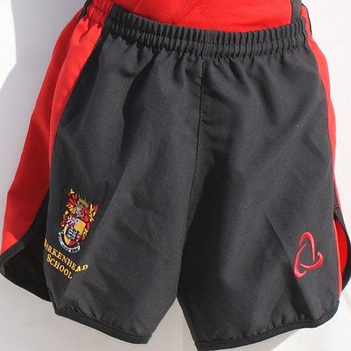 Girls Athletic Shorts