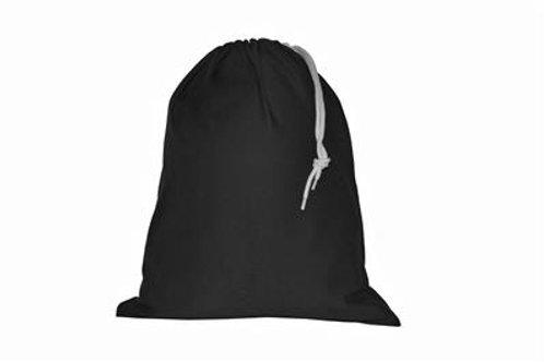 Black Linen P.E Bag With School Badge