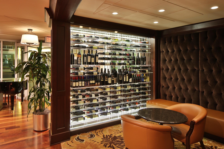 Kessick Custom Designed Wine Cellar