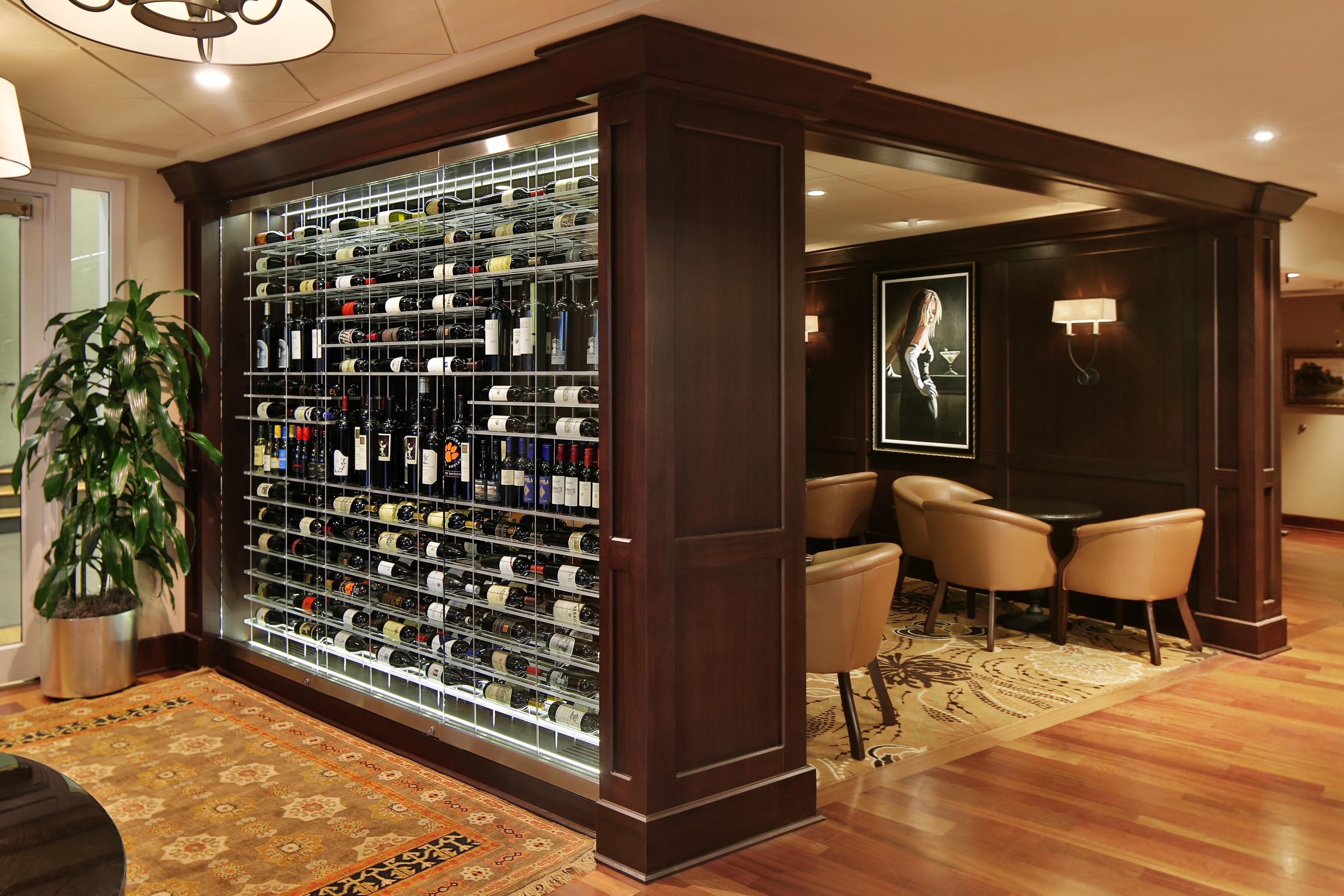 Kessick Custom Wine Cellar
