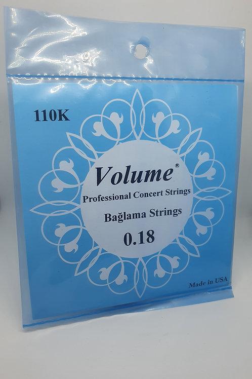 Saz/Baglama Strings VOLUME- 0,18
