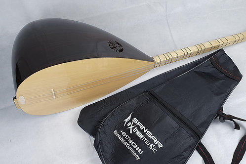 Baglama/Saz Guitar -NEU + Pick up-Komposit Kurzhals
