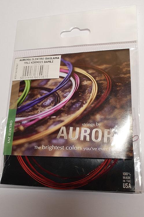 Strings - Elektro Saz Baglama Aurora