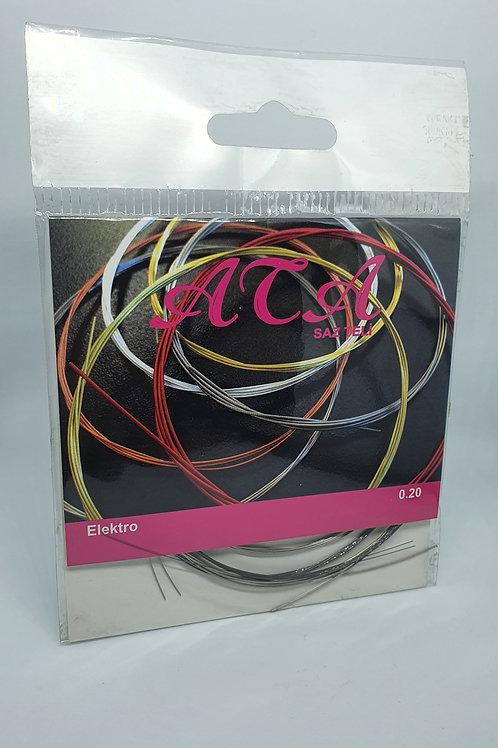 Elektro Saz-Strings- 0,20