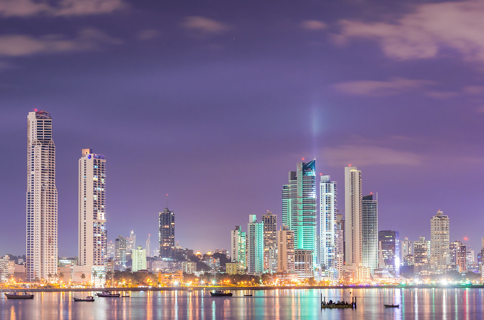 Skyline at Panama City.jpg
