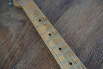 Custom made relic guitar neck uk