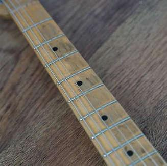 Relic Guitar Neck UK