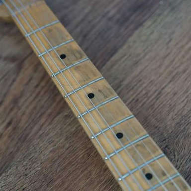 Relic Guitar Neck UK