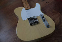 1956 Telecaster Tele Relic Smoke Tree Guitars Custom guitar