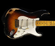 1956 Strat Stratocaster Relic Custom Guitar UK