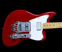 Jazzmaster Telemaster Relic Guitar Custom UK