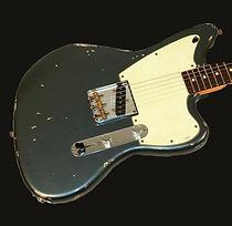 T-master relic guitar