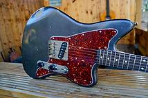 Telemaster Jazzmster Relic Guitar