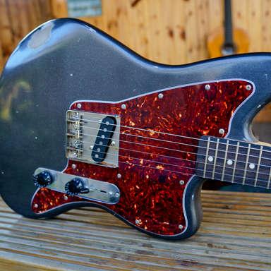 Relic Telemaster Guitar