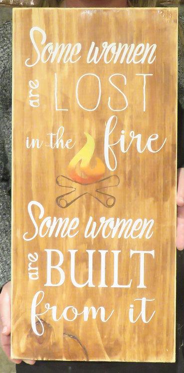 Women lost in Fire