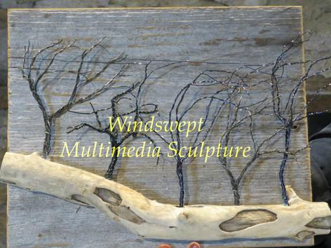 Mixed Media Sculpture $45