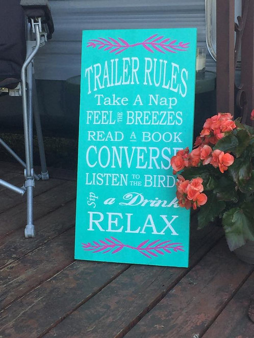 Trailer Rules