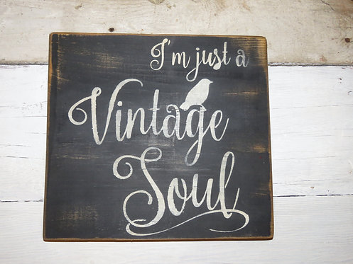 im just a vintage soul