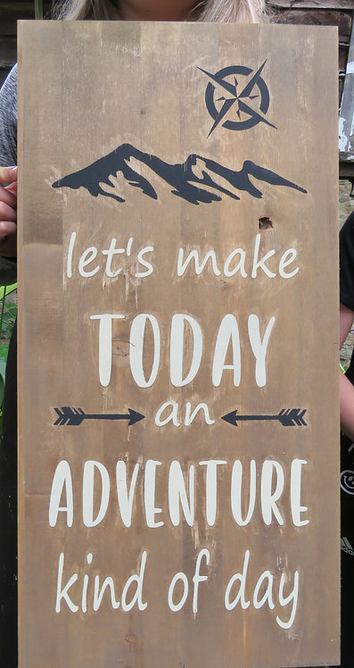 lets make today an adventure