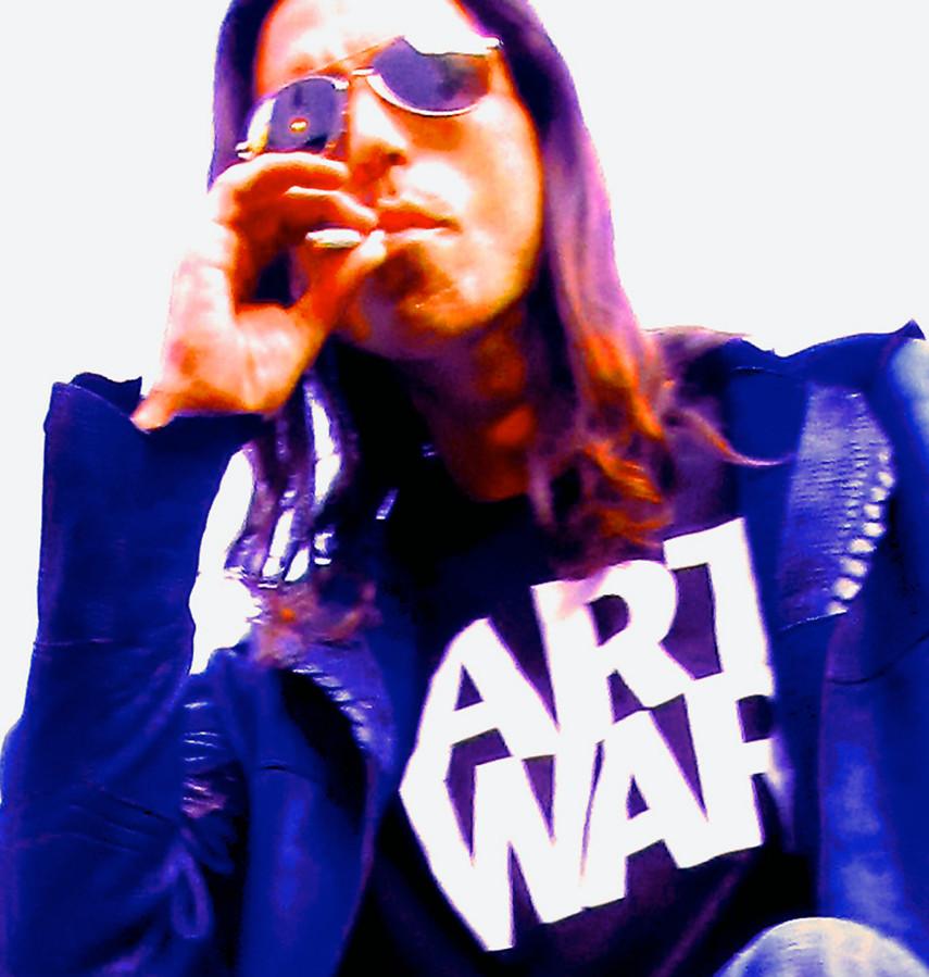 ART WAR. Photo by Xanadu Xero