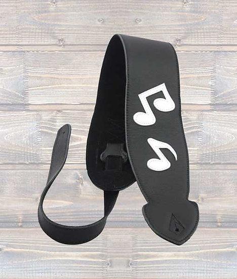 Leathergraft 4″ Softy SRV Bass Guitar Strap
