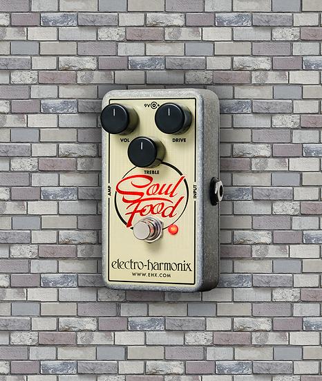ElectroHarmonix 'Soul Food' Overdrive