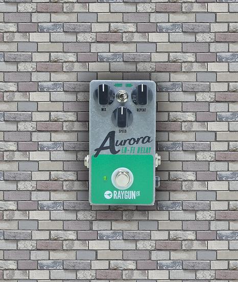 Raygun FX Aurora 'LO-FI' Delay