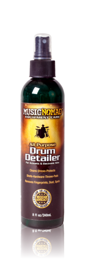 Drum Detailer For Acoustic & Electronic Kits