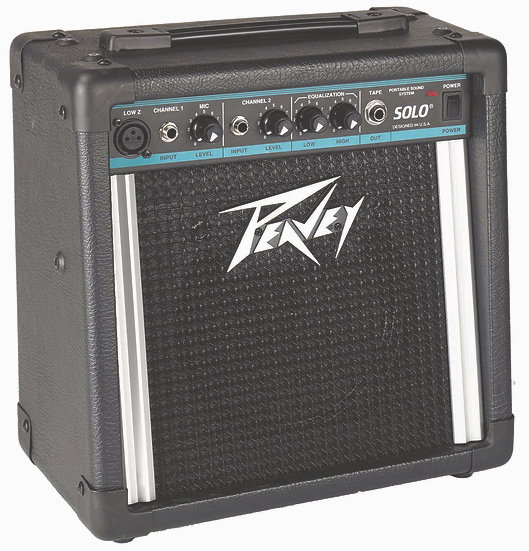 Peavey Solo Battery Powered PA