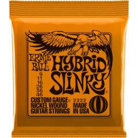 Ernie Ball Hybrid Slinky (Orange 9's)