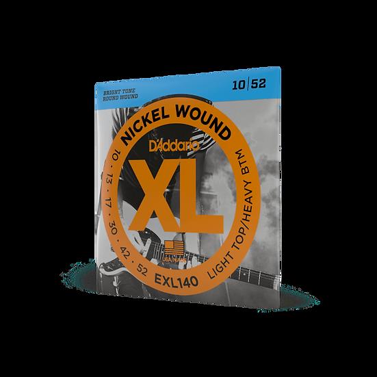 D'Addario XL 10-52