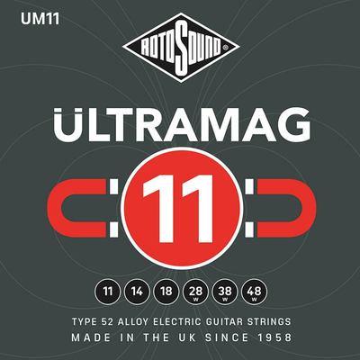 Rotosound Ultramag 11's