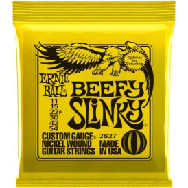 Ernie Ball Beefy Slinky (Gold 11's)