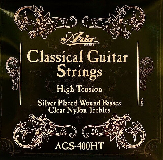 Aria High Tension Classical Strings