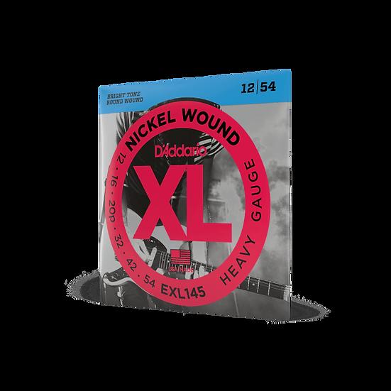 D'Addario XL 12-54
