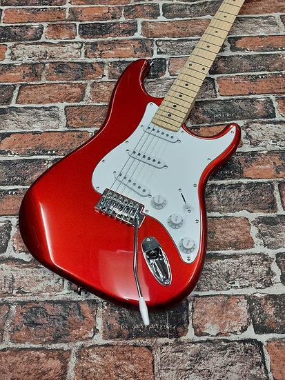 CAL63M Electric Guitar Metallic Red
