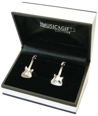 Cufflinks Electrc Guitar