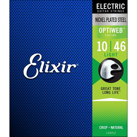 Elixir Optiweb Light 10 - 46