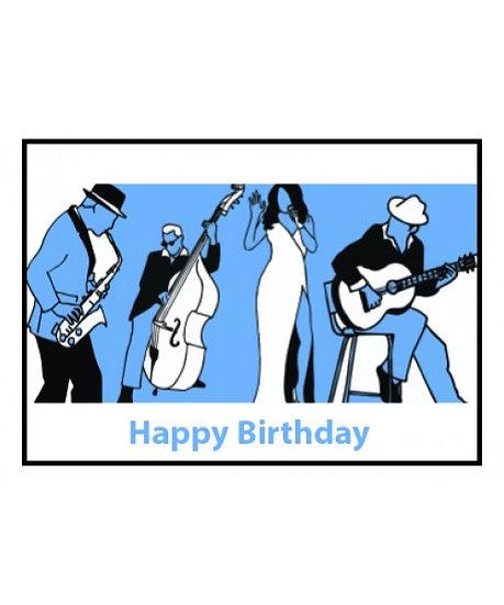 Happy Birthday Blues